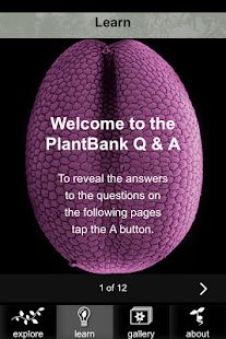 The Australian PlantBank- screenshot thumbnail