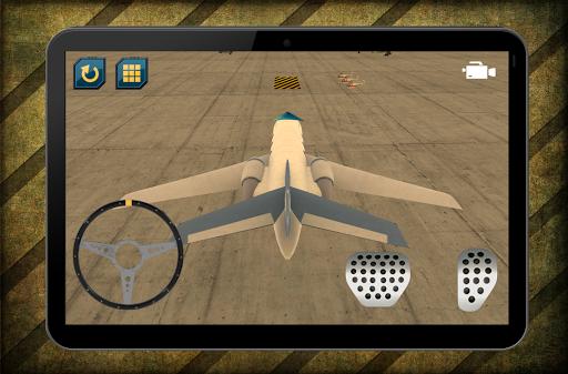 飛機停車學院3D