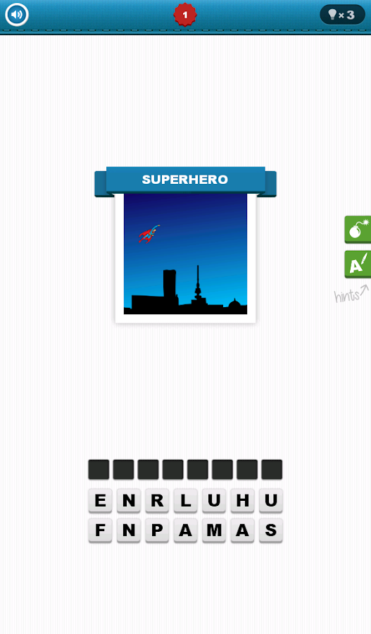 Icomania - Guess the Character - screenshot