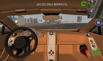 Screenshot of Super Car: City Driving Sim 3D