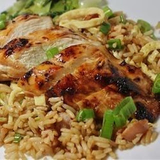 Grilled Asian Chicken