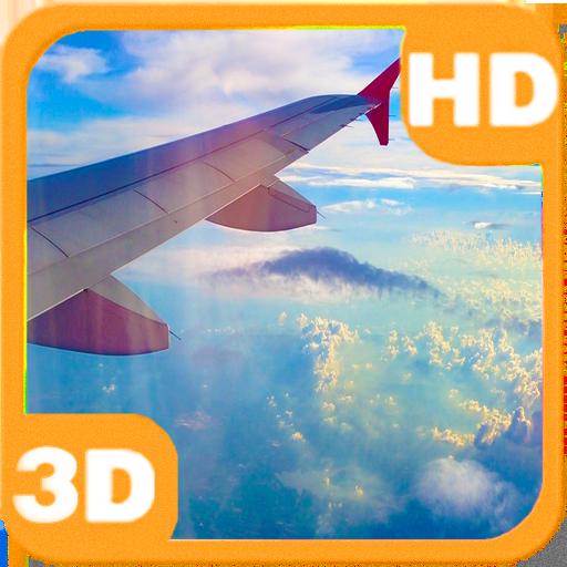 Traveler Flight Thru the Sky LOGO-APP點子