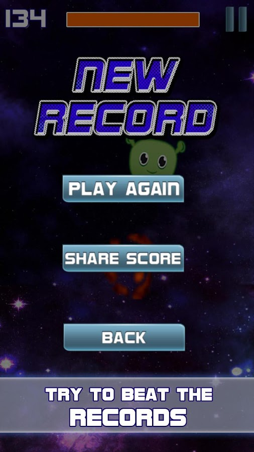 Alien Invaders Smasher - screenshot