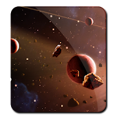 Awesome Space Planets HD LWP