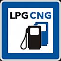 LPG CNG Finder Europe logo