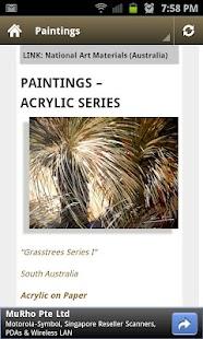 Watercolours by Alan Louis- screenshot thumbnail