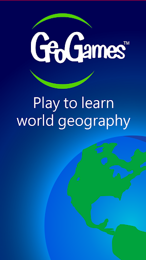 GeoGames: Build Planet Earth