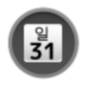 DayWeekBar 韓国語版