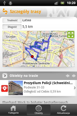 Wroclaw City Guide - screenshot