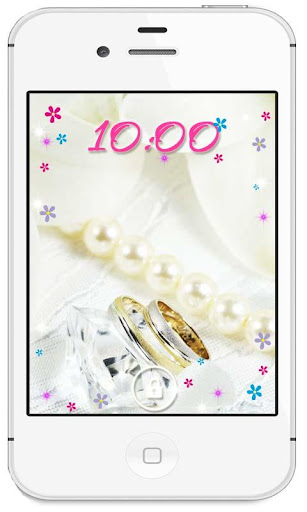 Wedding Flowers live wallpaper