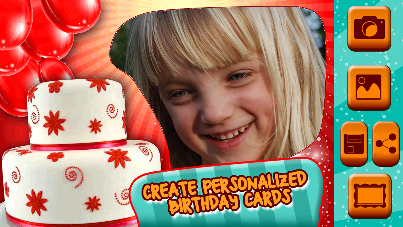 Happy Birthday Picture Frames Android Apps On Google Play