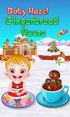 Baby Hazel Gingerbread House 6 screenshot 639475