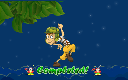 Chaves Jumping Game Asset