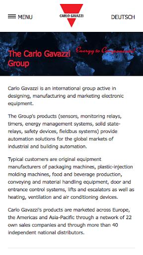 Carlo Gavazzi Group
