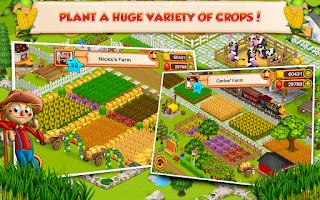 Screenshot of Beautiful Farm: Happy Times