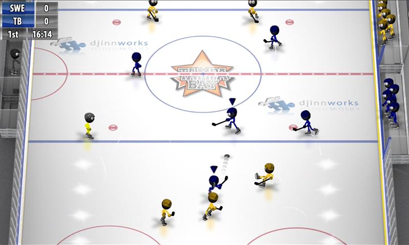 Eishockey Icing