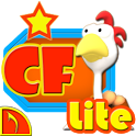 Chicken Fortress 3D Lite icon