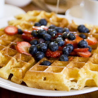 The Greatest Waffle Recipe Ever.