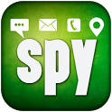 Spy on whatsapp, sms, calls icon