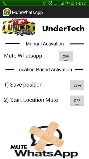 Mute Whatsapp