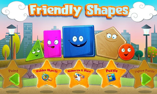 Friendly Shapes
