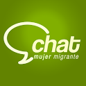 Chat Mujer migrante icon