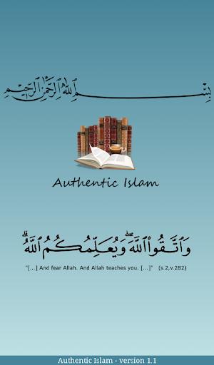 Authentic Islam