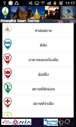 ChiangMai Smart Tourism