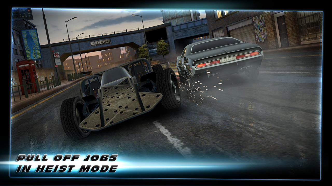Fast & Furious 6: The Game screenshot #5