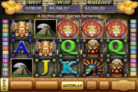 Aztec Invaders Slots- screenshot thumbnail