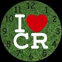 Cristiano Ronaldo 2013 clock icon