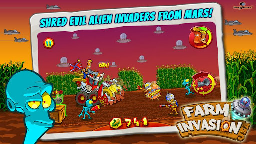 Farm Invasion USA - Premium APK v1.2.2 Download