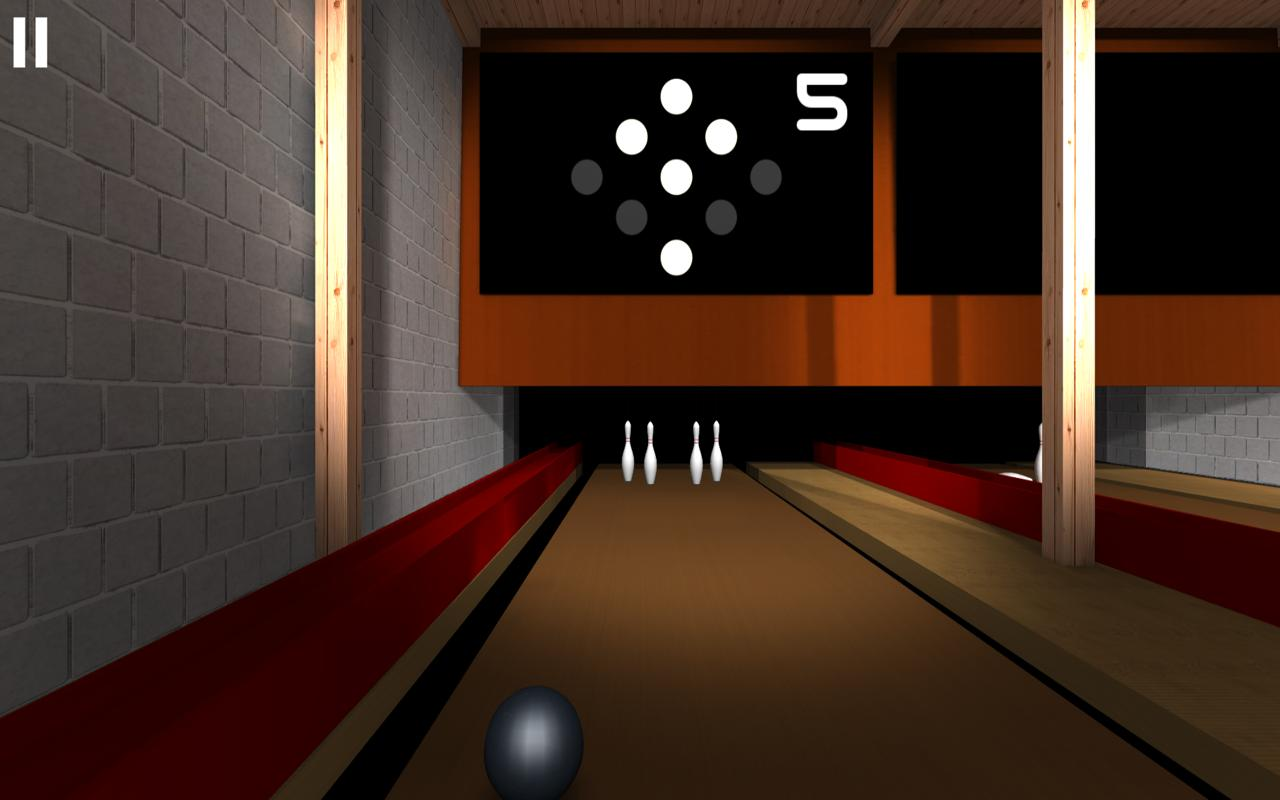 German Bowling - screenshot