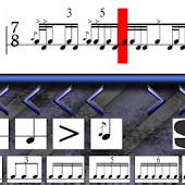 Drum Sticking Notation