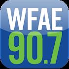 WFAE Public Radio App icon