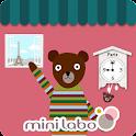 【ベルメゾン公式】mini labo ライブ壁紙 無料 icon