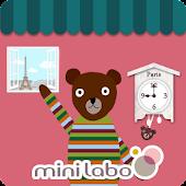 【ベルメゾン公式】mini labo ライブ壁紙 無料