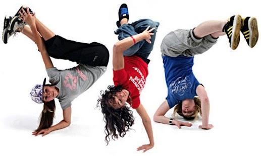 嘻哈舞蹈课