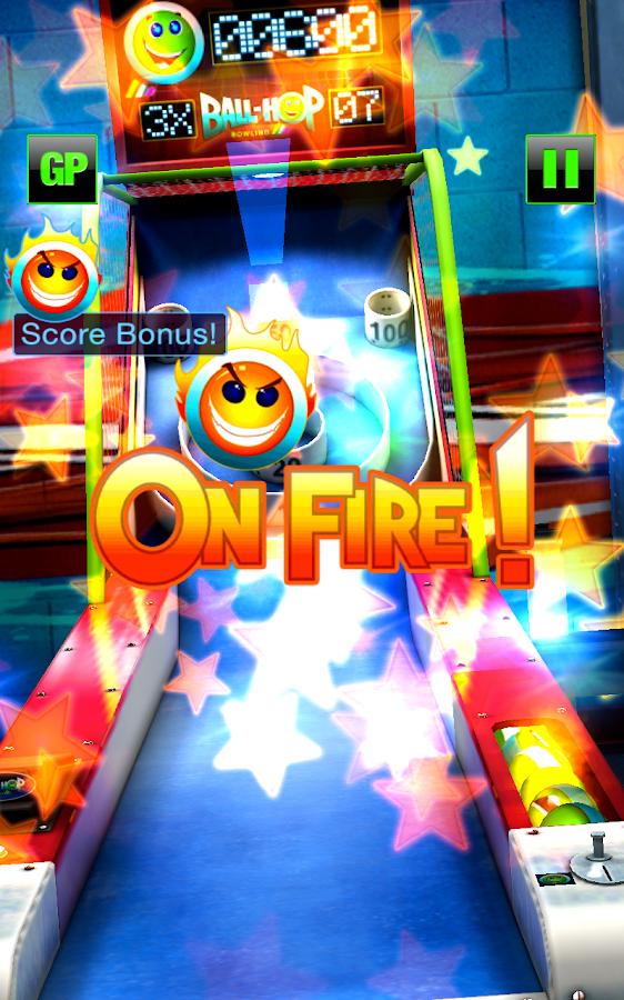 Ball-Hop Bowling Classic- screenshot