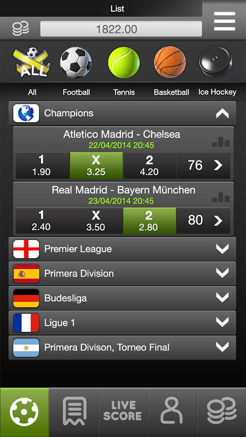 Guess the Score - Sport Mania - screenshot