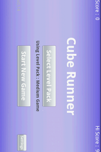 Cube Runner- screenshot thumbnail