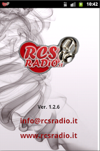 RCS Radio- screenshot thumbnail