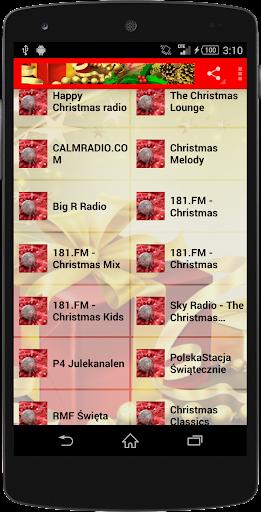 Christmas Radio Stations