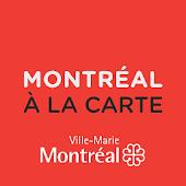 Montréal à la carte