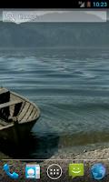 Screenshot of Boat On The Lake HD