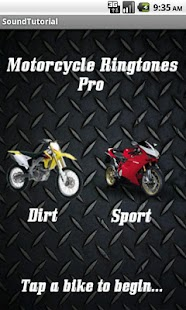 Motorcycle Ringtones