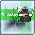PhotoSpy logo