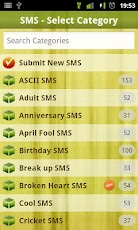 10000+ SMS Messages Collection 1.5 apk