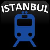 Istanbul Metro & Tram Map Free