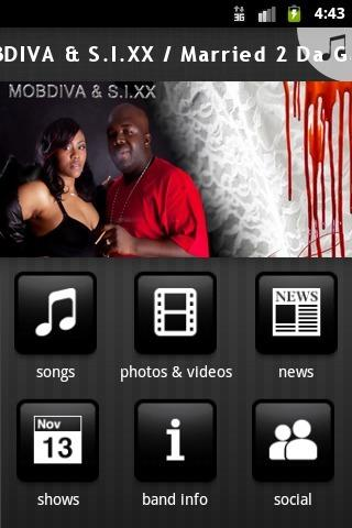 MOBDIVA & S.I.XX / Married 2 D - screenshot